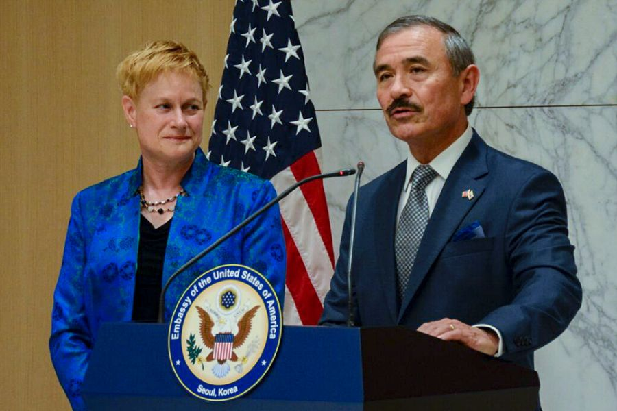 Trump's Ambassador to South Korea Accused of Insulting the Country by Growing Mustache