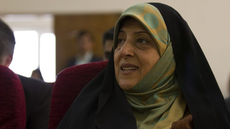 Iranian Vice President who Spoke for 1979 Hostage Takers Diagnosed with Coronavirus
