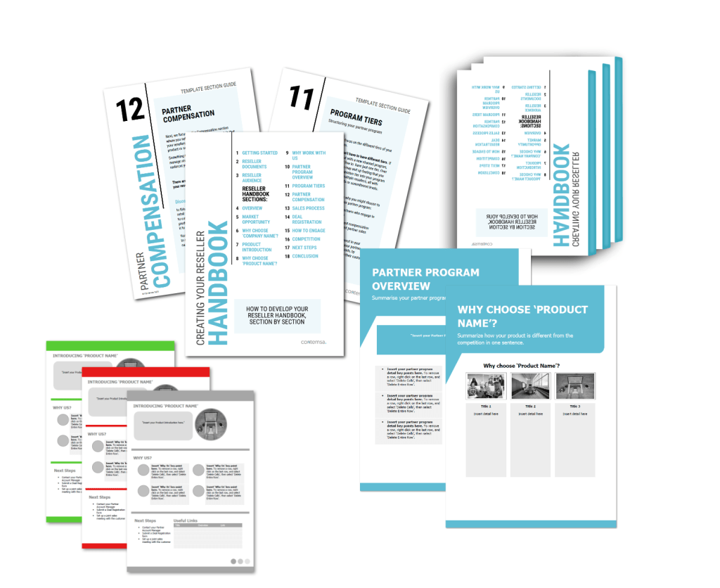 Reseller Program Template Pack - all documents