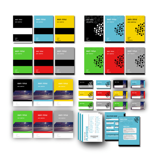 Sales Playbook Template Pack - All Files
