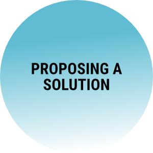 Sales Hub - Proposing a Solution