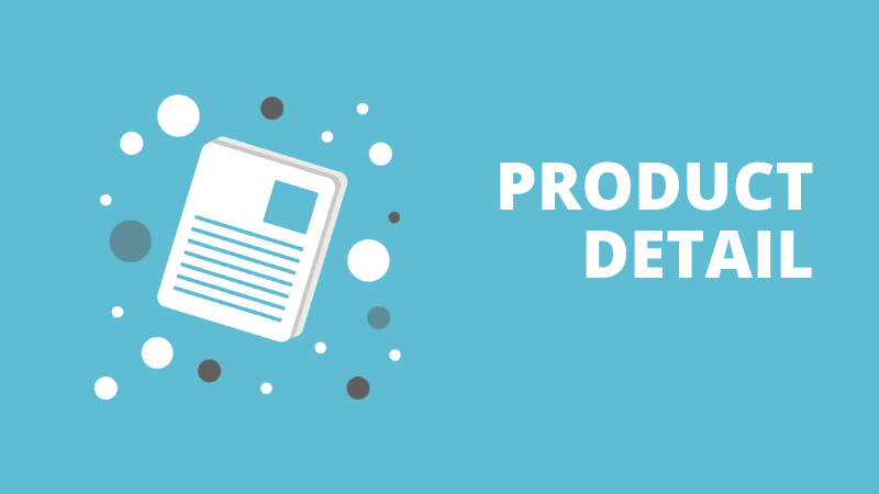 Product detail in your sales playbook