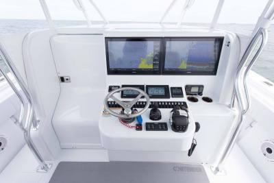 FA Contender Boats Interior Shots