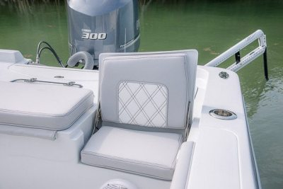 Jump Seat - Foldable - Contender 25 Bay Boat