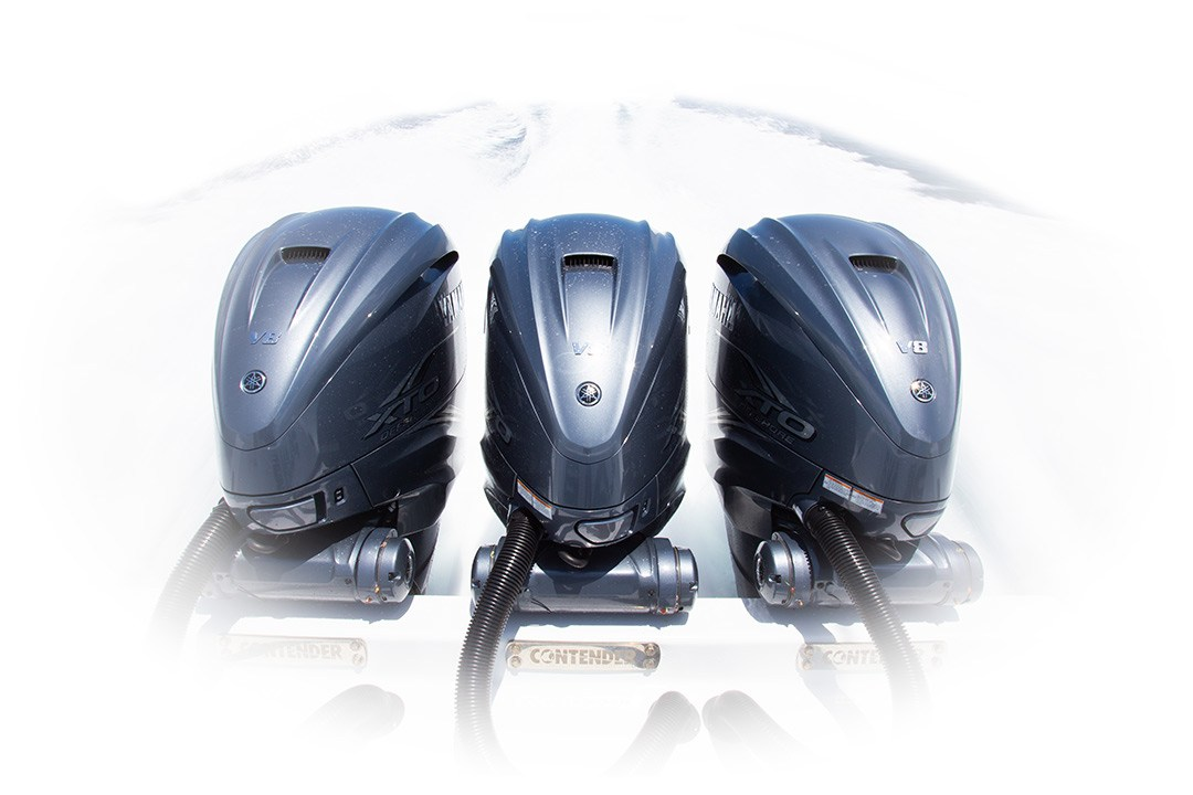 Yamaha XTO 425 XTO Offshore Outboard Performance
