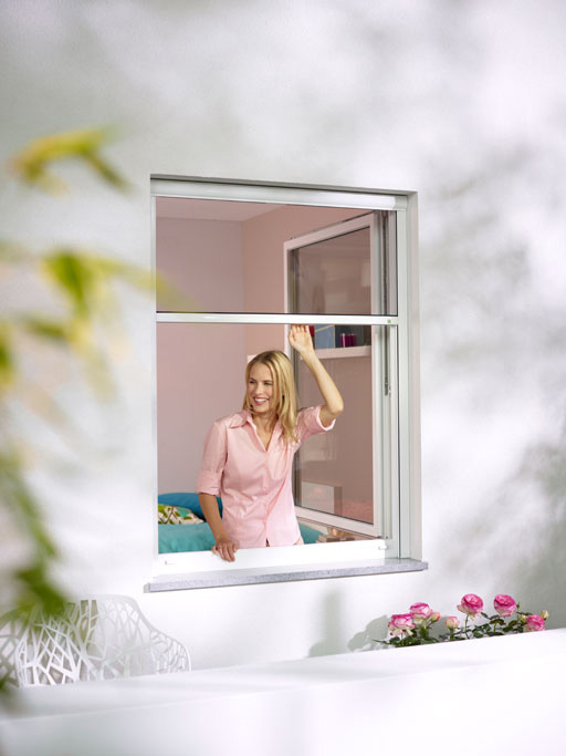 fliegengitter moderner insektenschutz ohne pollen. Black Bedroom Furniture Sets. Home Design Ideas