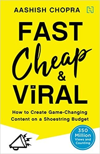 fast cheap and viral content marketing books