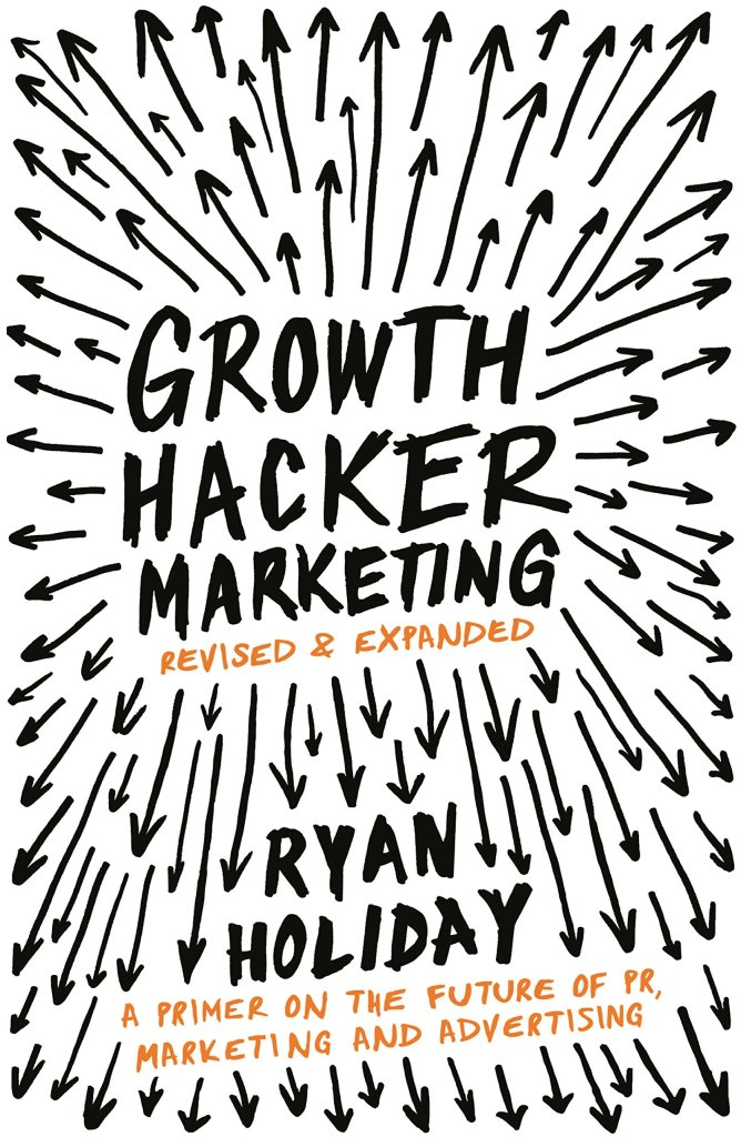 growth hacker marketing - best marketing books
