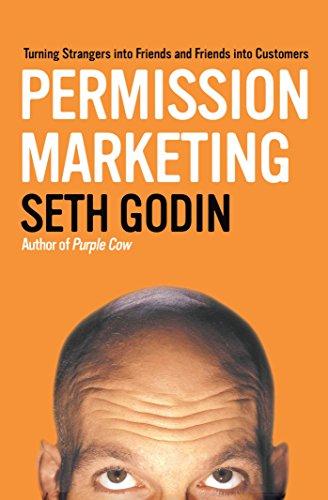 permission marketing - best marketing books
