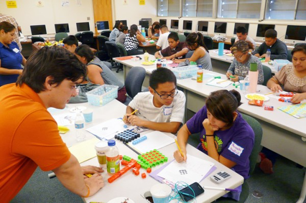Math Education Faculty Hold Multiple Workshops ...