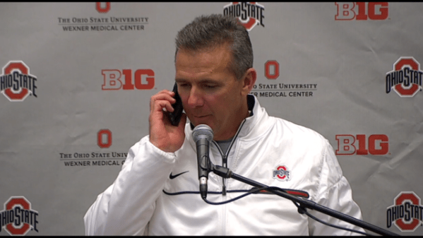 Urban Meyer's funny phone call with his wife proves he's ...