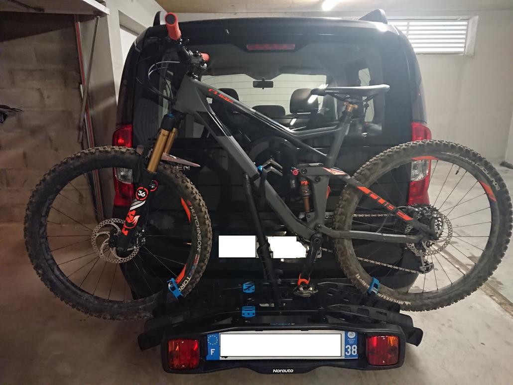 test norauto rapidbike 4 velos