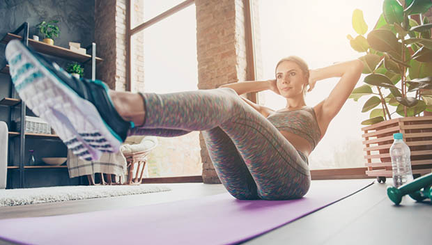 Challenging, At-Home Workouts You Can Do With Limited Equipment ...