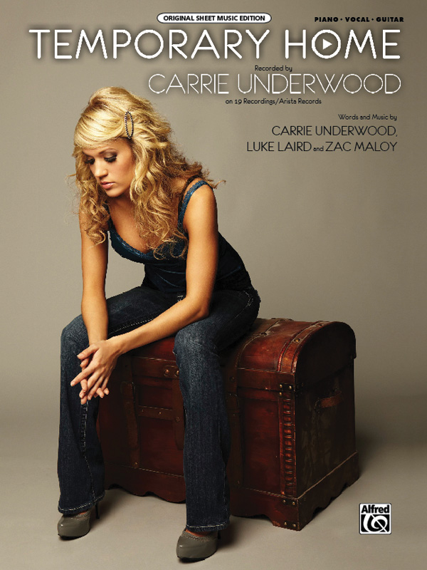 Carrie Underwood Temporary Home Chords