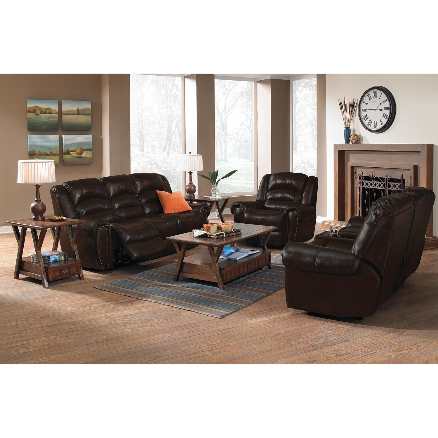 Living Room Furniture Packages