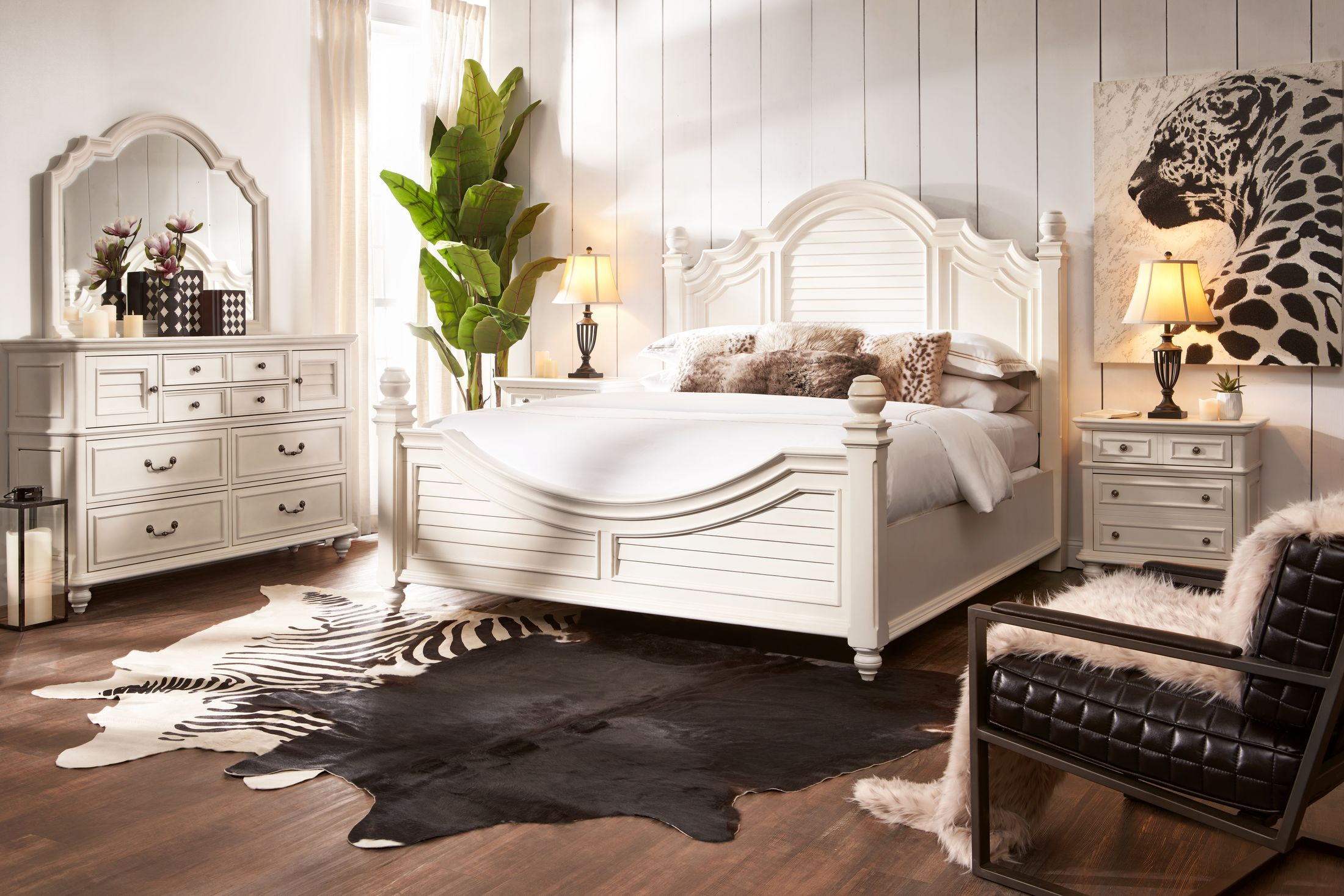 the charleston bedroom collection