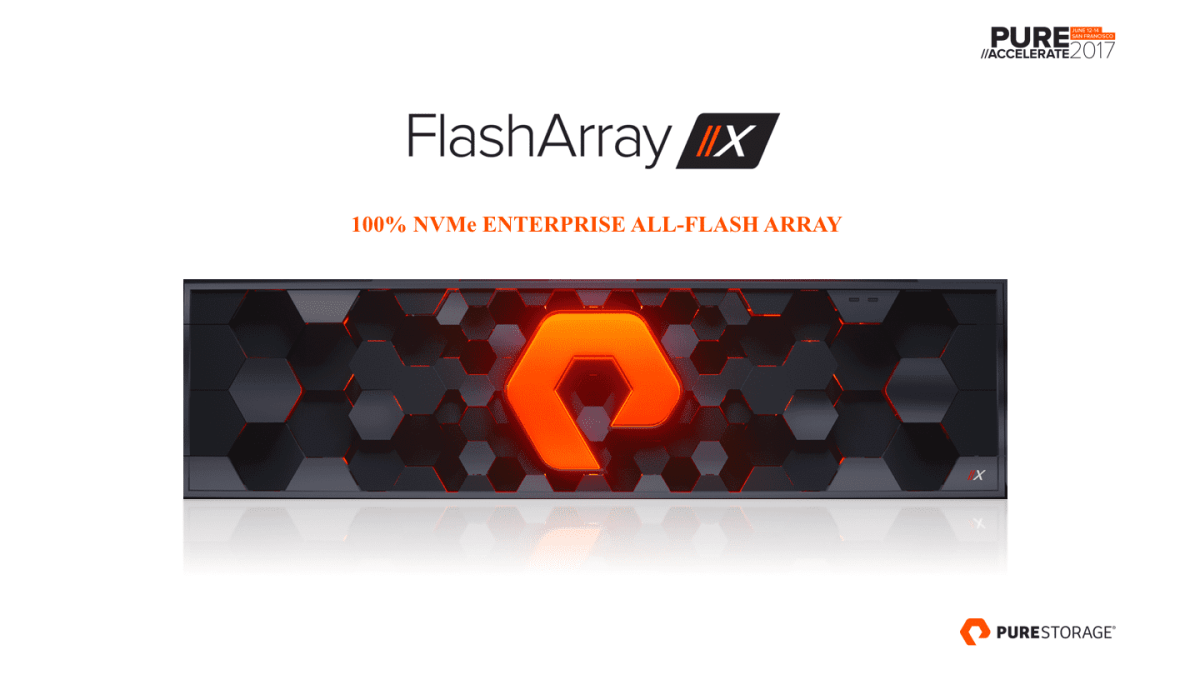Pure Accelerate: FlashArray Gets Synchronous Replication
