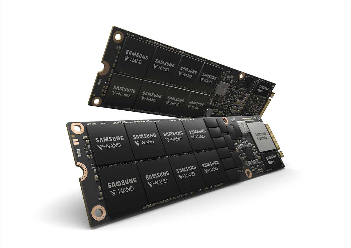Samsung Introduces 8TB NF1 NVMe SSDs