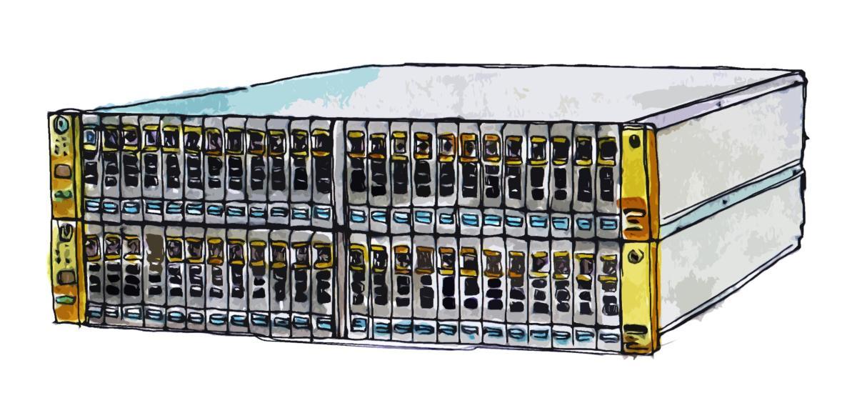 HPE Demos 3PAR with Intel Optane (3D-XPoint)