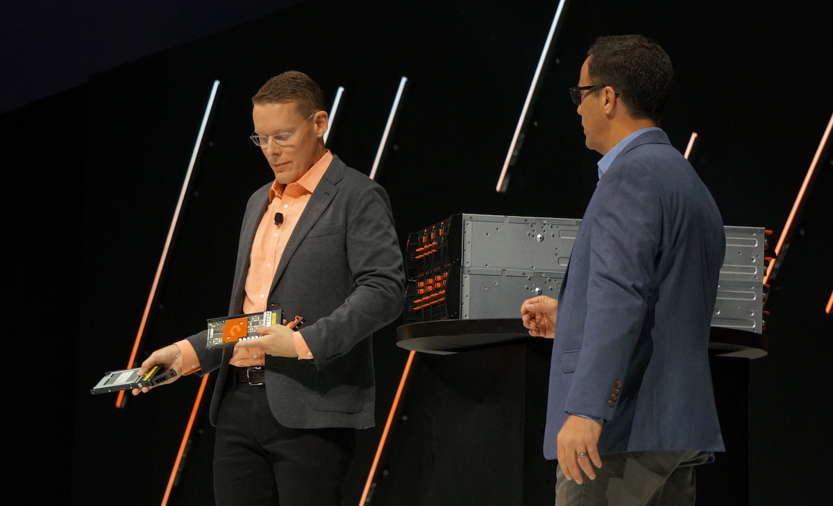 Pure Storage – Seeding the NVMe Market