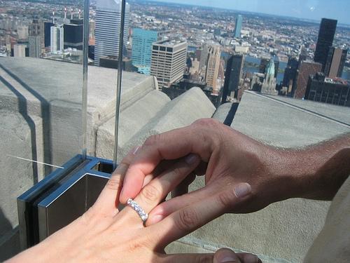 skyscraper rooftop proposal