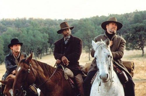 непрощенный западный фильм фильм верхом на лошадях