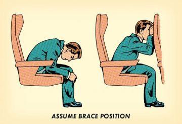 Brace Position 2