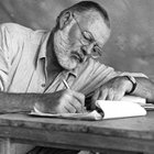 Thumbnail image for Motivational Posters: Ernest Hemingway Edition
