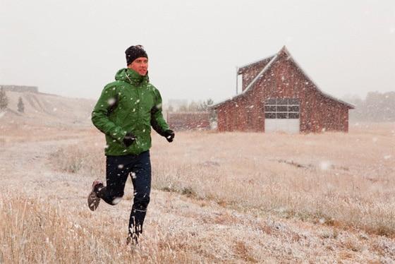 Running Winter Dressing