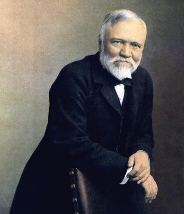 Image result for Andrew Carnegie