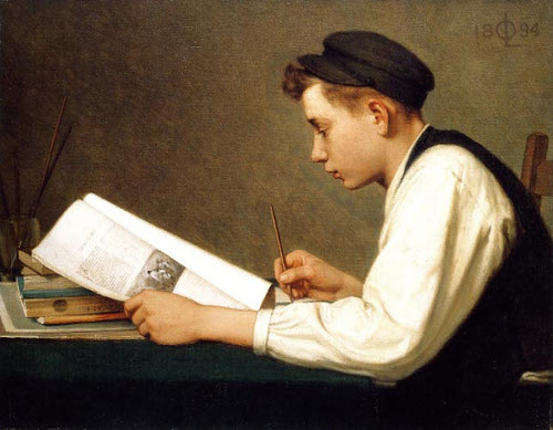 How To Become A Better Writer Copy The Work Of Others The Art Of Manliness