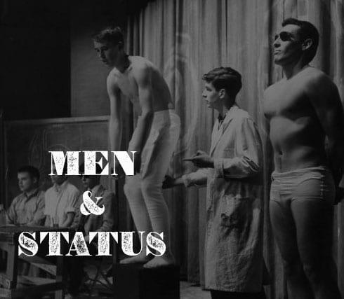 men and status