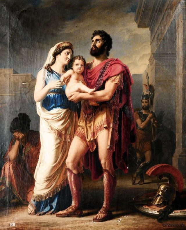 describe the relationship between zeus and hera images