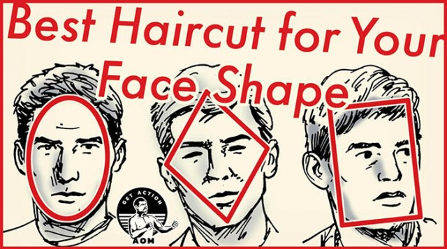 the best haircut for your face shape | the art of manliness