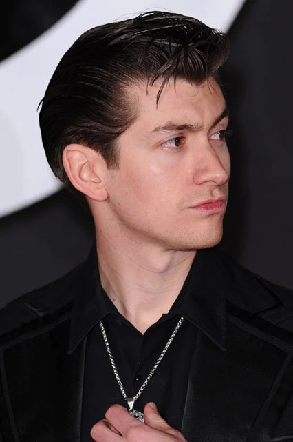 Hair Evolution Alex Turner From The Arctic Monkeys ASOS
