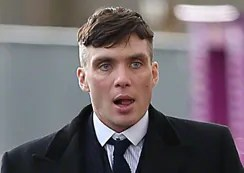 Tommy Shelby Peaky Blinders Haircut