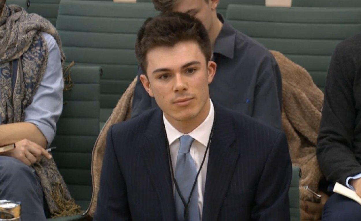YouTuber Jack Edwards