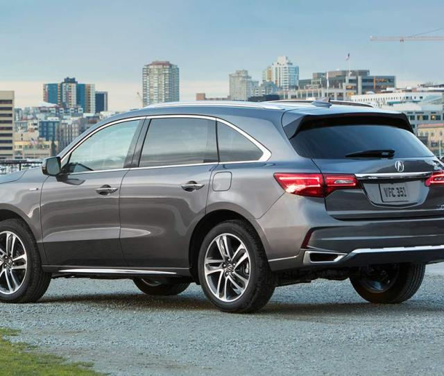 Acura Mdx Sport Hybrid New Car Review Featured Image Large Thumb