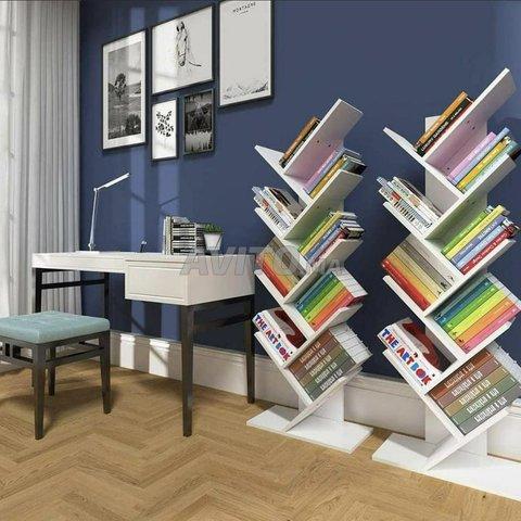 etagere pour livres
