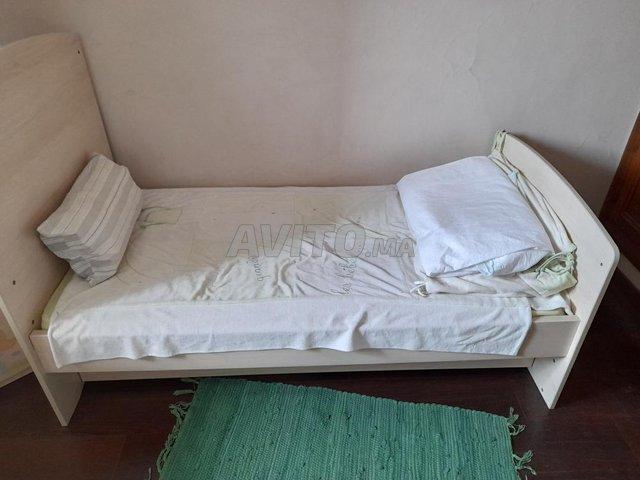 lit de enfant de 0 a 7 ans