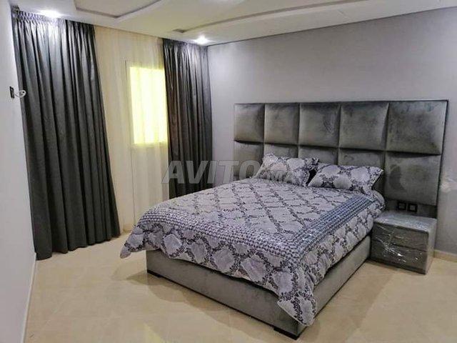 lit 2 personne avec coffre promo