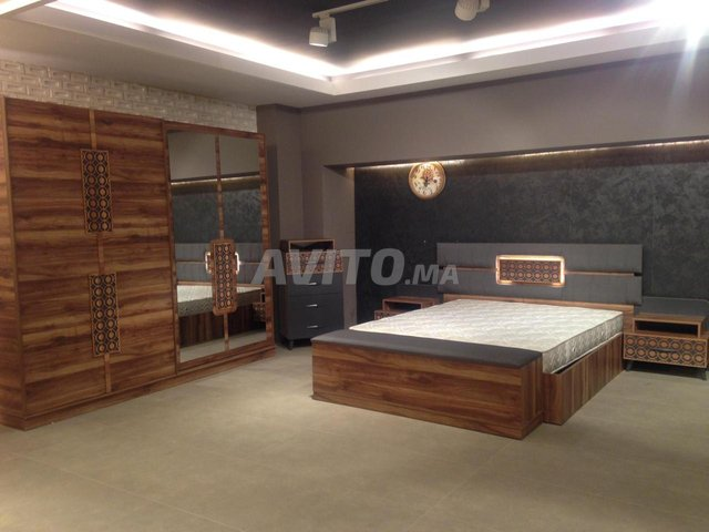 chambre a coucher luxe turk
