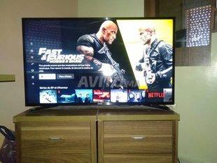 samsung smart tv 43 pouces