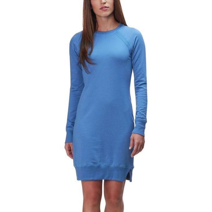 Basin and Range Uptown Crew Dress - Women's