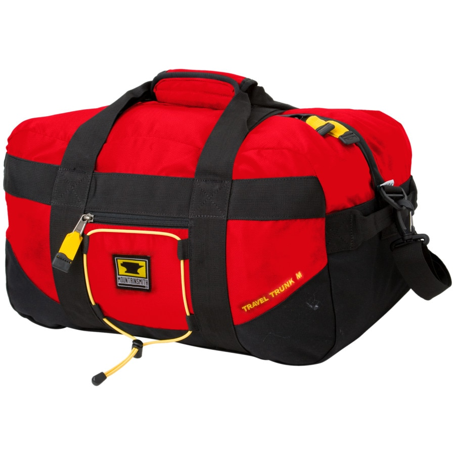 Mountainsmith Travel Trunk Heritage Red