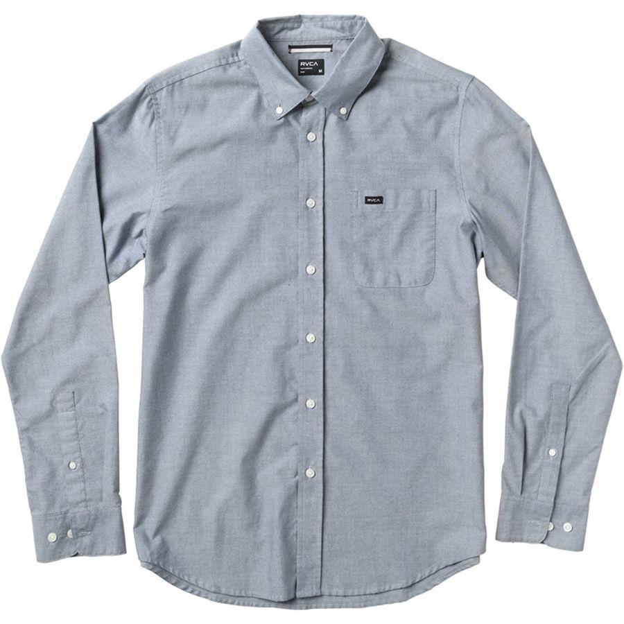 Mens Shirts Face Long Sleeve North