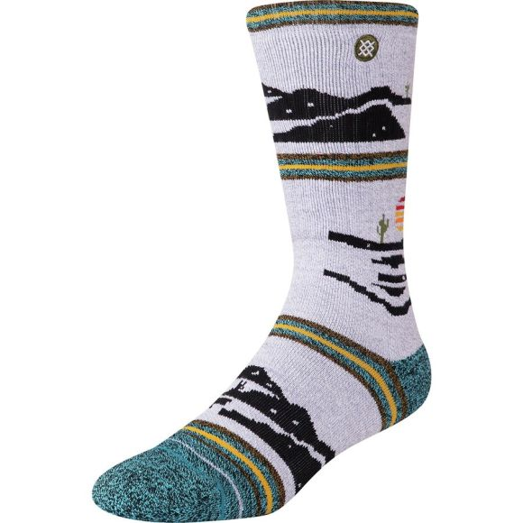 Stance Four Corners Outdoor Sock - Men's | Backcountry.com