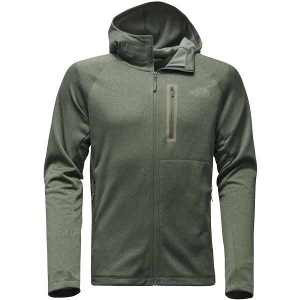 The North Face Canyonlands Hooded Fleece Jacket - Men's ...