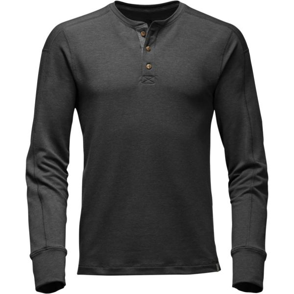 The North Face Terry Henley Shirt - Men's | Backcountry.com
