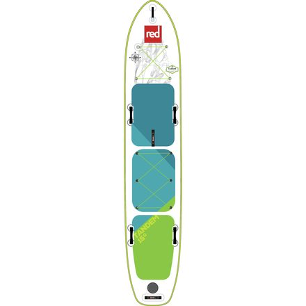 Red Paddle Co Voyager Tandem 15' Paddleboard 2
